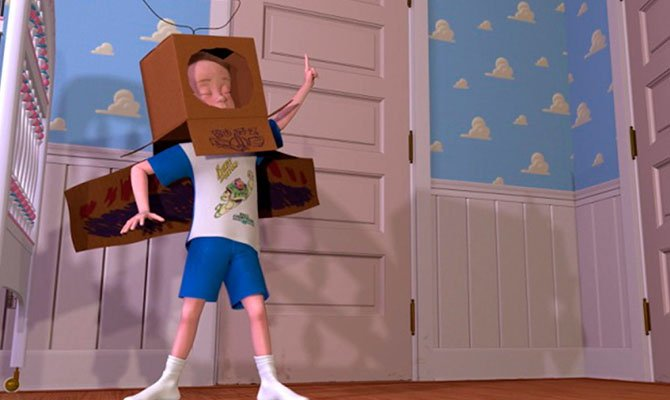 Andy de Toy Story