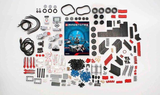 Mindstorms EV3 de Lego