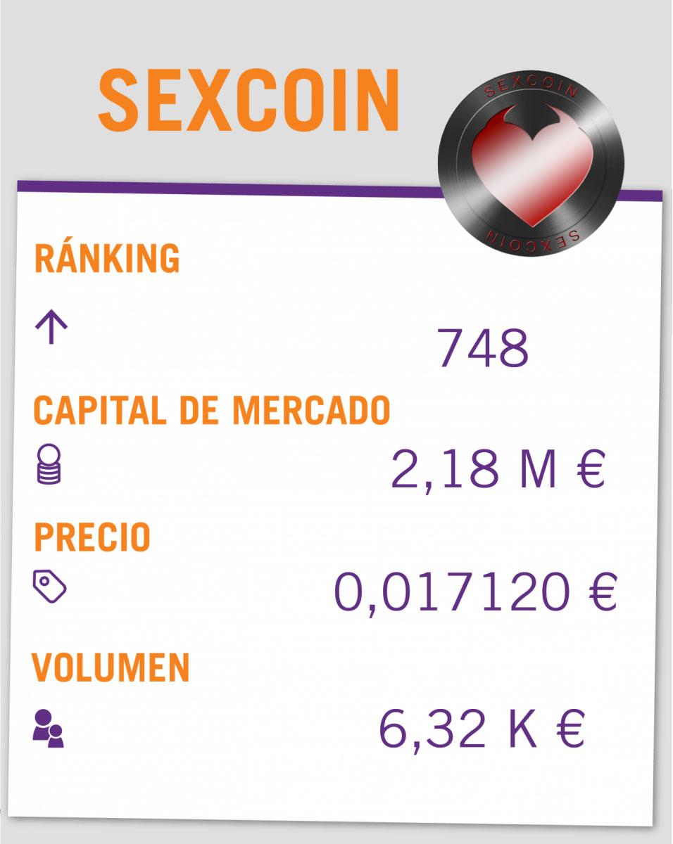 Guía criptomonedas: SexCoin
