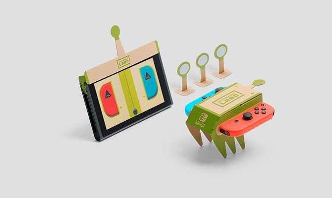 Toy-Con Nintendo Labo
